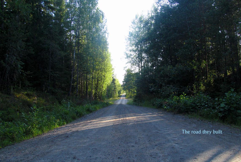 Vägen de byggde ©: Maria Backman